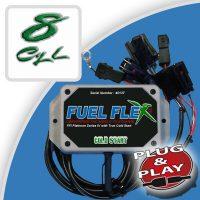 Flex Fuel kit 8 Cylinders